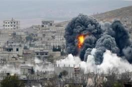 الطيران الروسي يقتل 30 شخصاً في غارة على إدلب رداً على إسقاط طائرة