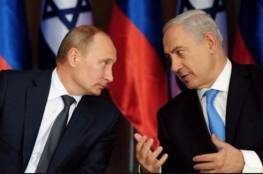 "نتانياهو لبوتين: سنواصل قصف ""قوافل حزب الله"""