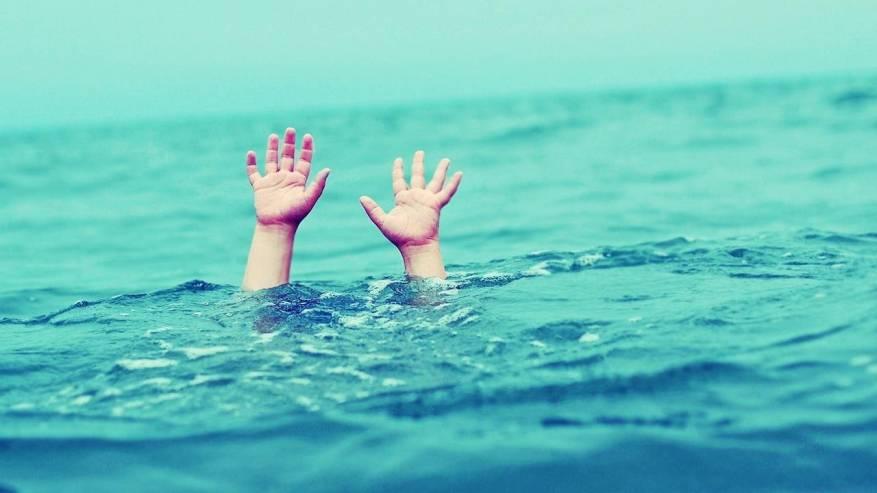 غرق شاب في بحر غزة
