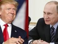 """دونالد ترامب : بوتين ليس عدواً أو صديقاً إنه """"منافس"""""""