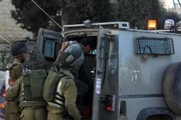 الاحتلال يعتقل 5 فلسطينيين في بلدة برام الله