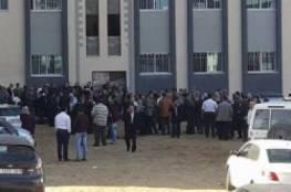 فلسطين : طرد موظفي الحكومة ممن عادوا الى عملهم في قطاع غزة