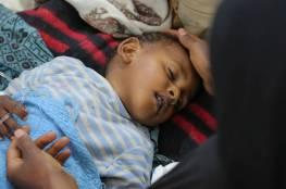 الصحة العالمية: ارتفاع وفيات الكوليرا في اليمن إلى 728