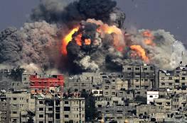 صحيفة: اتصالات مصرية لمنع تصعيد الاحداث في قطاع غزة