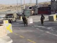 قوات الاحتلال تواصل إغلاق المدخل الرئيسي لـ 10 قرى بالقدس