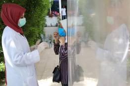 الصحة الفلسطينية : بدء انكسار المنحنى الوبائي لكورونا في الضفة وزارة