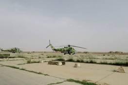 """دواعش"""" يدخلون مطار دير الزور بسيارة مصفحة......تحدّثوا الروسية وخدعوا الحرّاس"""