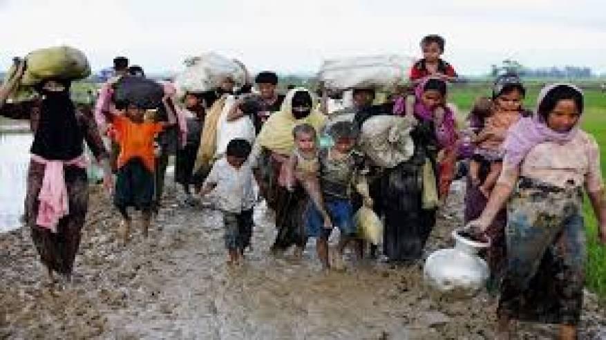 مسلمو الروهينغا يواصلون الفرار إلى بنغلاديش