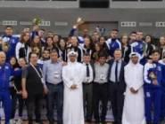 الإحتلال يفوز بالمرتبة الثالثة في بطولة كرة اليد بقطر ..ووزير التربية يعتبره فخراً للدولة العبرية
