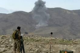 مقتل 13  في غارات جوية بأفغانستان