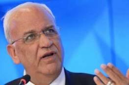 فلسطين : عريقات يحث ألمانيا على الاعتراف بدولة فلسطين
