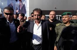 مهنا: يجب تمكين قوى الأمن وبسط سلطتها على المعابر والحدود بغزة