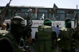 """صحيفة تكشف تفاصيل مقترح """"حمـ ـاس"""" لتنفيذ صفقة تبادل الأسرى"""