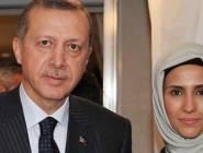 أردوغان يُكبِّر في أذن حفيدته الجديدة ويُصر على منحها اسم مُعلمة تركية.. فمن تكون؟