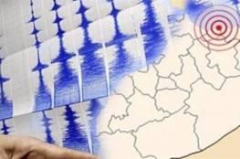 بقوة 6.1 درجة زلزال يهز إقليم شينجيانغ بالصين