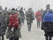 عاصفة القرن تقتل العشرات في اوروبا