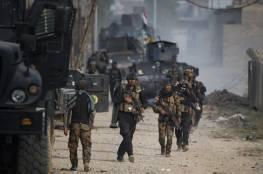 """القوات العراقية تتقدم بالموصل وتنظيم الدولة يهاجم بـ""""الطائرات"""""""