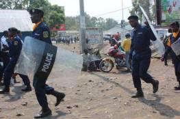 خلال تظاهرات مناهضة للرئيس كابيلا 40 قتيلاً في الكونغو