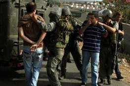 جيش الاحتلال يعتقل 4 شبان خلال اقتحام قرية الطبقة جنوب الخليل
