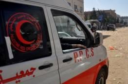 إصابة فتى بانفجار جسم مشبوه من مخلفات الاحتلال بالخليل