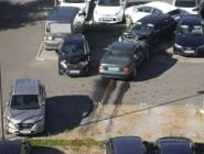 ألمانيا : حاولت ركن سيارتها.. والحصيلة 4 إصابات بالغة وخسائر بـ 50 ألف يورو