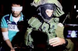 قوات الاحتلال يعتقل شابين وفتاة من محافظة الخليل