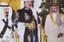 أبناء الملك عبد الله يعزّون بالقحطاني.. توفي تحت التعذيب