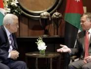 الملك أبوحسين في فلسطين لأول مرة منذ 5 سنوات