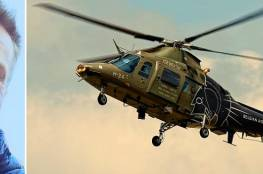 طيار حربي انتحر قفزا من هليكوبتر على ارتفاع 1000 متر