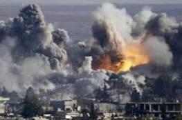 سوريا : مصرع 7 مدنيين وإصابة 70 في قصف قرب دير الزور