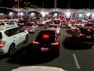 بالصور.. السعوديون يتدفقون إلى البحرين مع رفع حظر السفر