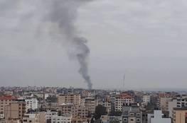 إصابة 2 من طواقم الإطفاء خلال إخماد حريق شمال غزة