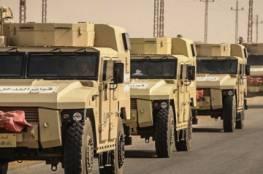 مصر : الجيش المصري يعلن بدء خطة مواجهة شاملة مع العناصرالإرهابية في سيناء