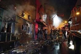 مصرع 22 شخصا في حريق ضخم بمبنى سكني شرق الصين
