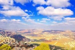 الأحوال الجوية في فلسطين