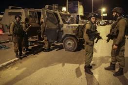 فلسطين : اعتقال 5شبان واصابات خلال مواجهات في مناطق متفرقة من الضفة