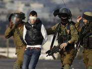 قوات الاحتلال تعتقل 5 فلسطينيين من الضفة والقدس
