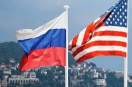 احتجاجاً على قرارات أوباما مظاهرة أمام قنصلية روسيا بسان فرانسيسكو