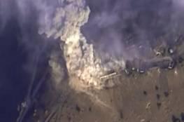 سوريا : 12 قتیل بقصف اسرائیلي عنیف .....