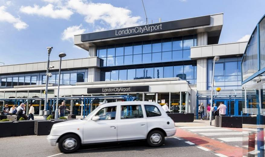 londoncityairport