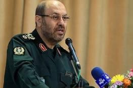 وزير الدفاع الإيراني : سيتم إزاحة الستار عن مروحية ودبابة محلية الصنع قريباً
