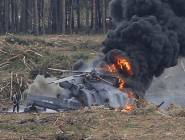 """ليبيا : """"متطرفون"""" يسقطون طائرة عسكرية تابعة لقوات حفتر شرق ليبيا"""