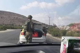 جيش الاحتلال يغلق جميع مداخل مدينة نابلس واعتداءات واسعة للمستوطنين