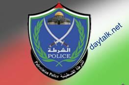 الشرطة : ضبط واتلاف 1300 كغم تمور غير صالحة للاستهلاك في نابلس