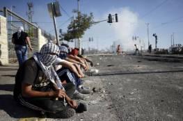 نابلس :توتر ومواجهات بعد أحداث الأمس
