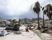 فيديو: إعصار ايرما.. كأنه قنبلة ذرية