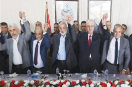 انتهاء جلسة الحوار الأولى بين حركتي حماس وفتح في القاهرة وتكتم على النتائج