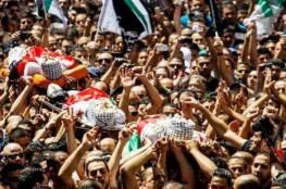 سلطات الاحتلال قررت تسليم جثامين 4 شهداء اليوم