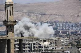 حلب:6 قتلى مدنيين بغارات للنظام