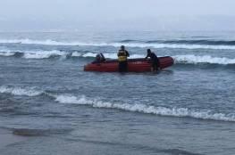 مأساة في عكا: وفاة طفل ووالده غرقاً في البحر